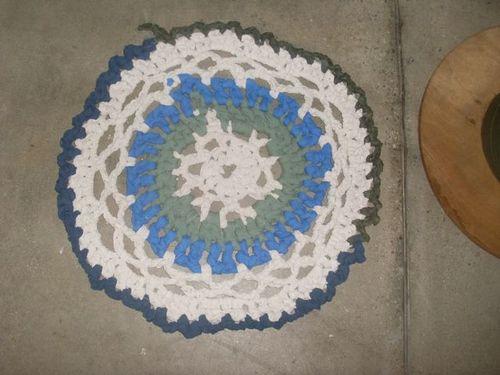 Smaller rug